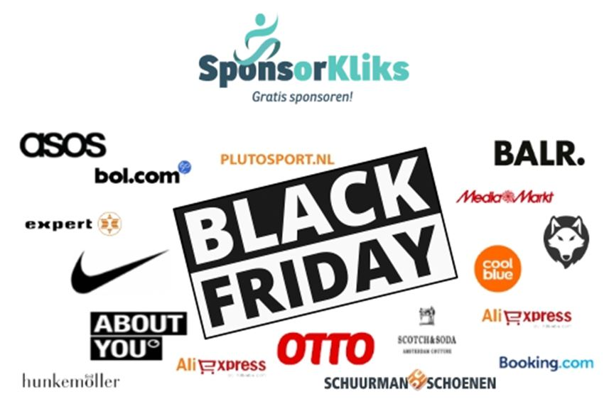 Gratis onze vereniging sponsoren via SponsorKliks